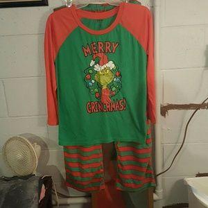 43e64bce The Grinch Intimates & Sleepwear on Poshmark